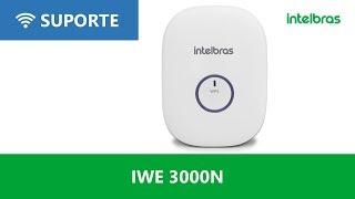 Configuração em modo ponto de acesso IWE 3000N - i3213