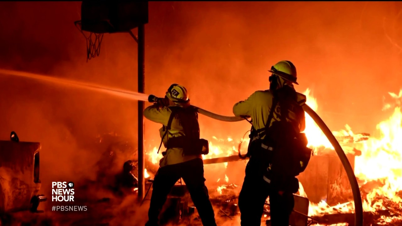 Study guide: Impact of Southern California wildfires | PBS
