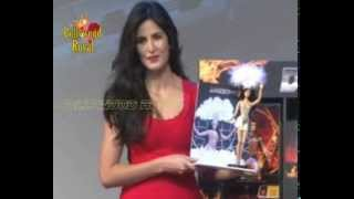 Katrina Kaif unveil celebrity toys by Mattel based on