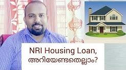 NRI Housing Loans , documents