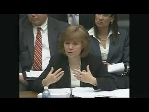 Inspector General Elizabeth Coleman responds that ...