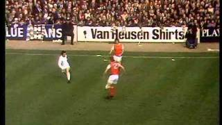 Leeds United v Arsenal 25/3/72 - The Big Match