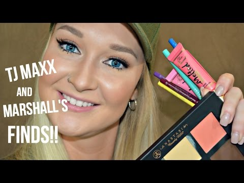 TJ Maxx & Marshalls High End Steals & Haul! | MORGAN MULLINS