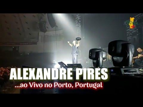 ALEXANDRE PIRES Ao Vivo Em Portugal !!!