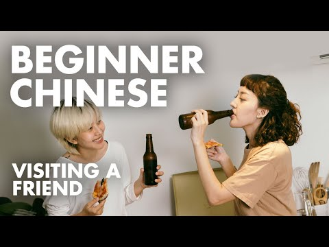 Beginner Chinese Conversation | Chinese Speaking Practice Lesson 4.1 | HSK 1 Listening Practice