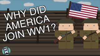 Why did the UŠ Join World War One? (Short Animated Documentary)