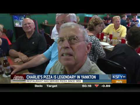 Charlies Pizza Yankton featured on KSFY