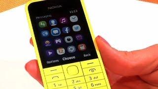 Primer vistazo: Nokia 220
