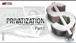 Privatization - Part I - Why Privitization & What's Going On