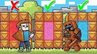 DO NOT Choose The WRONG *DORITOS* LUCKY BLOCK PORTAL in Minecraft - Lucky Block Portal Mini-Game