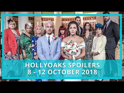 Hollyoaks spoilers: 8 - 12 October 2018
