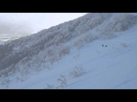 Niseko North Face - Craig Dillon