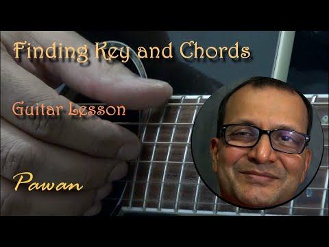 I Want My Key Scale And Chords - Lesson 3 - Chhookar Mere Man Ko