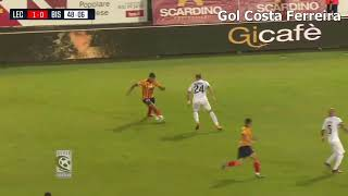 Video-analisi tattica Lecce-Bisceglie 3-1 gol Costa Ferreira