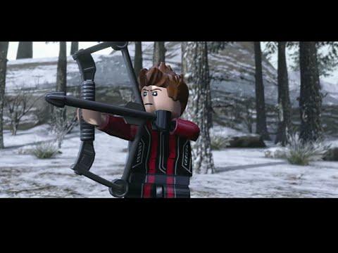 LEGO Marvel's Avengers - Struck Off The List - Episode 1 |