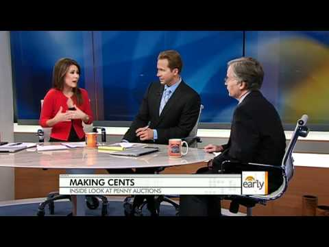 The Early Show - Penny Auctions: Bargain Or Total Ripoff?