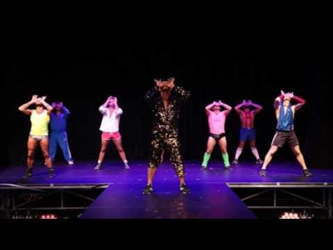 Bowie Starman Flashmob Tutorial (Glastonbury 2016)