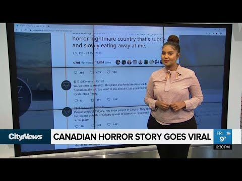 International Student's Tweets About Canada Go Viral