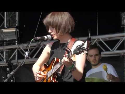 Daughter - Landfill - Live @ Dockville Festival, Hamburg - 08/2012