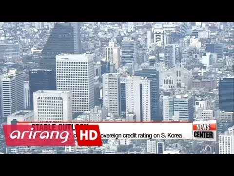 S&P affirms 'AA' long-term sovereign credit rating on S. Korea