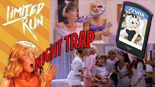 Limited Run on Scalpers, Japanese Vita Games, Night Trap & Senran Kagura Bon Appétit