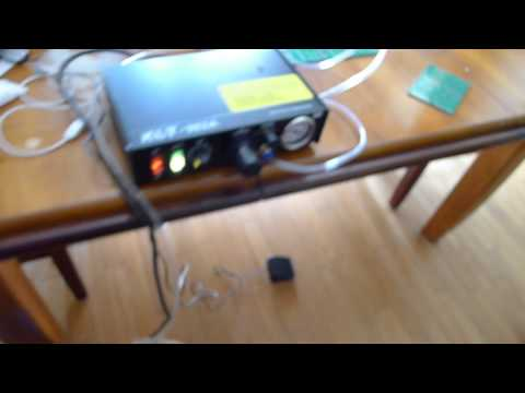KLT-982A Solder Paste Dispenser Review/Example