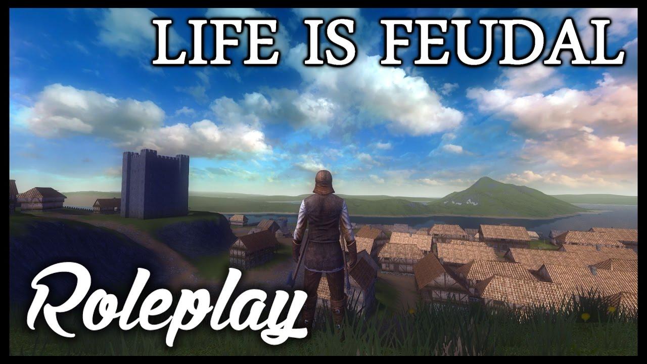 Life is feudal your own оружие психология ролевая игра это
