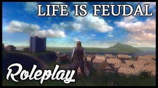 Life Is Feudal Your Own РП сервер: Arkona RP (RolePlay) Строительство. #3 Часть