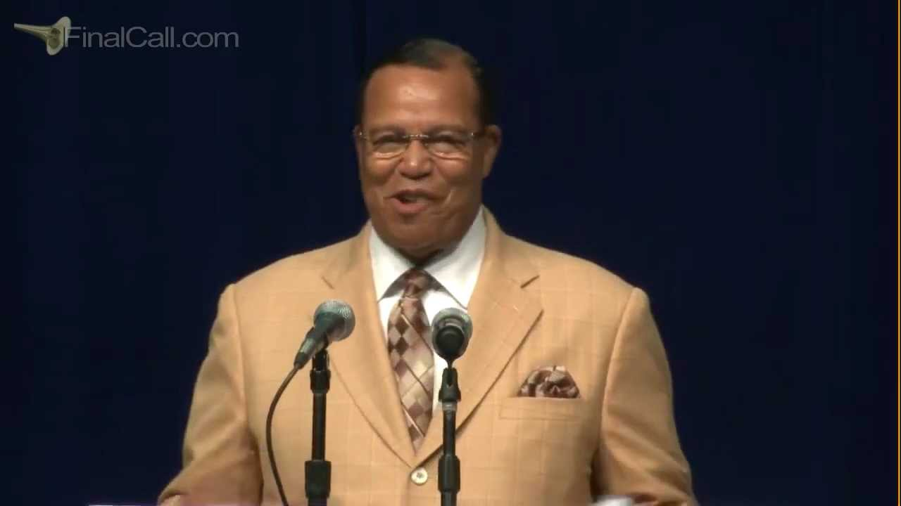Minister Farrakhan says Obama and Romney ignore the poor