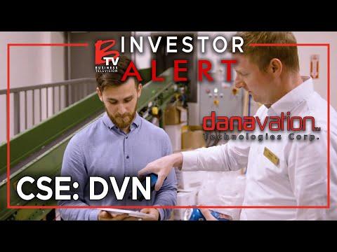 Investor Alert: Danavation Technologies (CSE: DVN) | State-of-the-Art Digital Smart Labels™