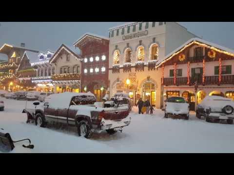 On vacation in Leavenworth Wa