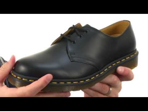 1903aba473 Dr. Martens 1461 3-Eye Gibson SKU:8946544 - YouTube