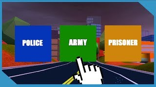 NEW ARMY UPDATE IN ROBLOX JAILBREAK