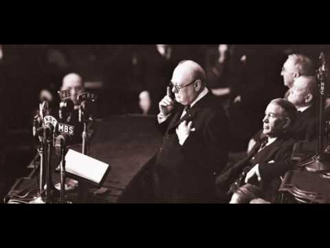 December 26, 1941 Winston Churchill's first address to U.S. Congress