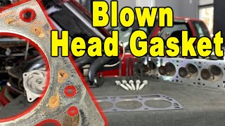 Fixing a Blown Head Gasket ~ The Right Way