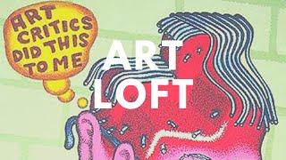 Comics and Graphic Design | Art Loft 802 Full Episode thumbnail