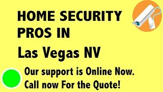 Best Home Security System Companies in Las Vegas NV