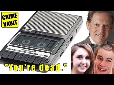 Byron Smith full audio recording during the double murder of two teens.