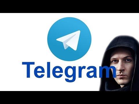 Как установить и настроить 💜 Telegram ! телеграмм на компьютер обзор Подключение на  windows Урок
