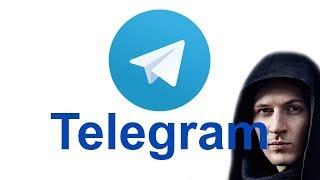 Как установить и настроить Telegram телеграмм на компьютер. обзор. Подключение на  windows