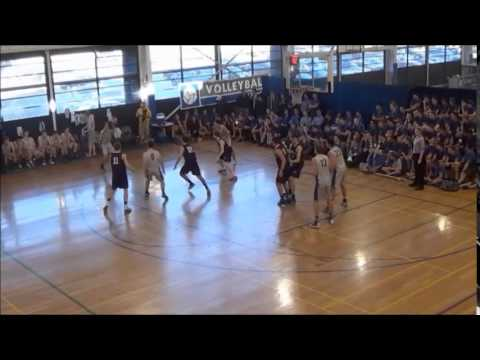 Xavier Cooke (#8 Blue or Grey) GPS14 highlights