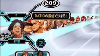 Capcom vs snk ps1 todos los personajes + save game