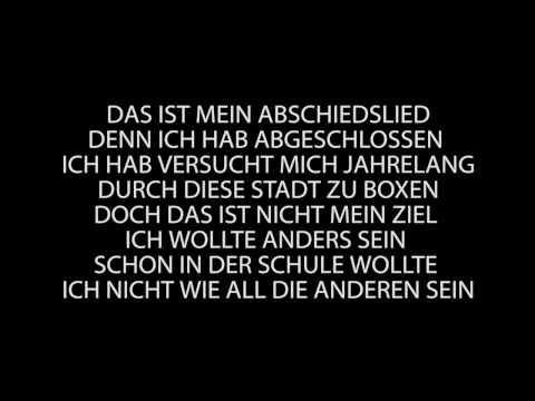 Lumaraa - Abschiedsbrief 2009 (Lyrics)