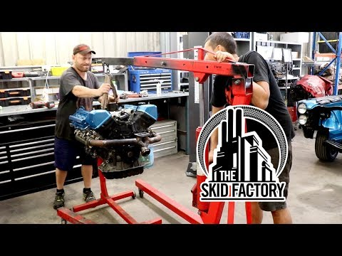 THE SKID FACTORY - V8 Turbo Ford Fairlane [EP6]