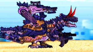 Monster Rex - Dino Robot Transform General Mobilization Gameplay
