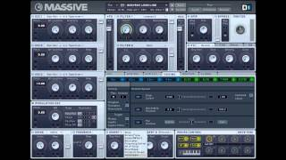 How to Make: Bodyrox - Yeah Yeah Style Lead !? ^_6 ( free massive preset/midi)