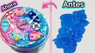 Extreme slime makeovers repara tu slime comprado