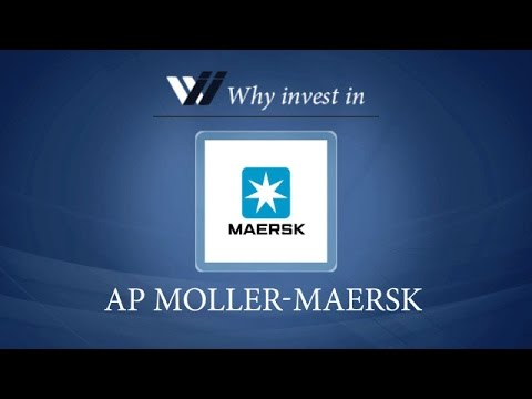 AP Moller Maersk - Why invest in 2015