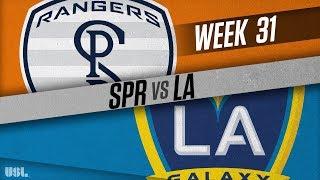 Swope Park Rangers vs LA Galaxy II: October 14, 2018