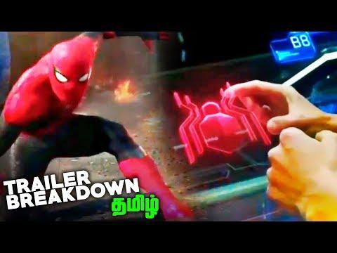 Spiderman Far From Home new VENOM Teaser Breakdown (தமிழ்)